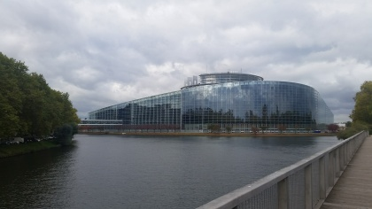 The Council of Europe, one of our academic visits