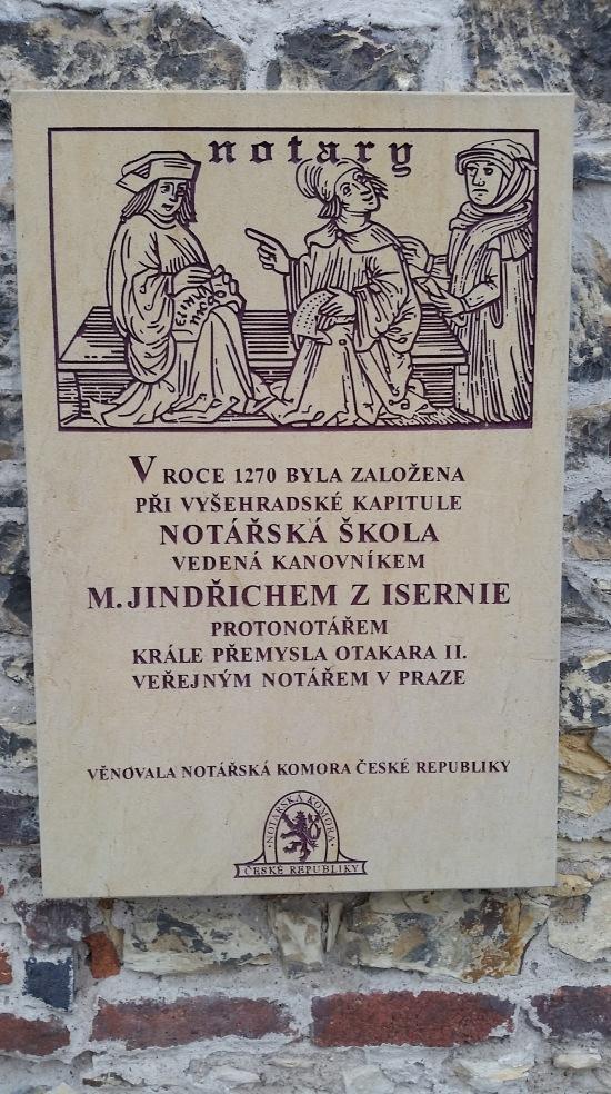 Ye olde notary