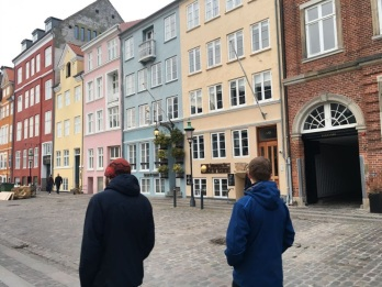 City strolls